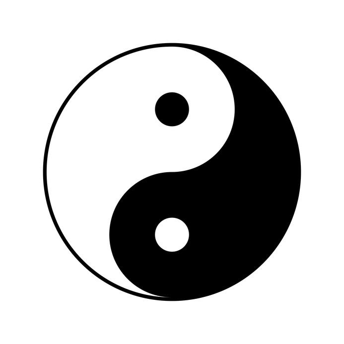 Animals Health Yin und Yang